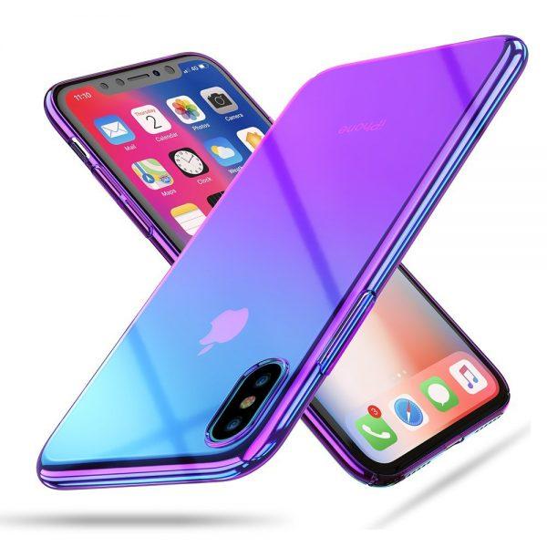 _iPhone-Xs-X-5.822-Phone-Case-Stylish-Gradual-Colorfu