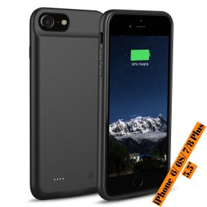 iPhone 6/6s/7/8 Plus Smart Battery Case